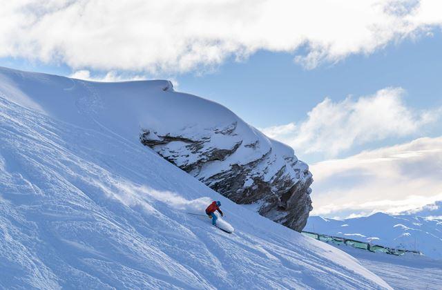 Ski Queenstown At Coronet Peak The Remarkables Nzski Ski New