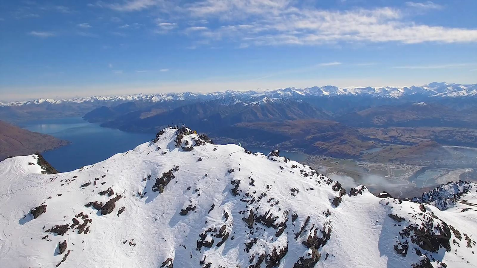 The Remarkables The Remarkables Ski New Zealand